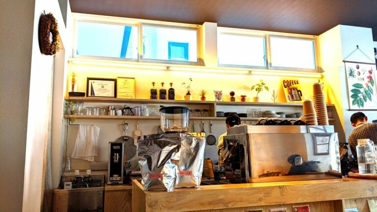 COFFEE STAND 28店内
