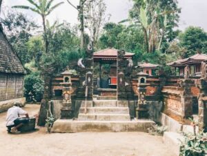 バリ島寺院?